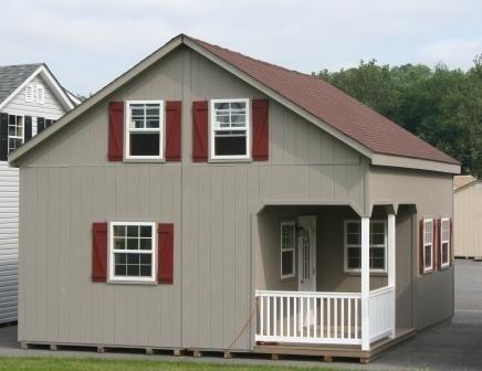 double wide cabin