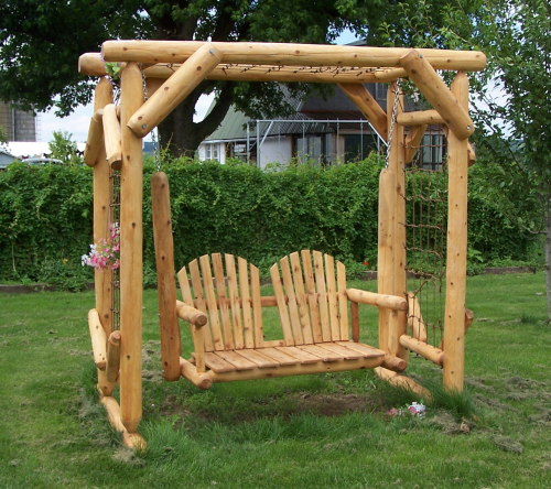 Countryside Rustic Lawn Furniture