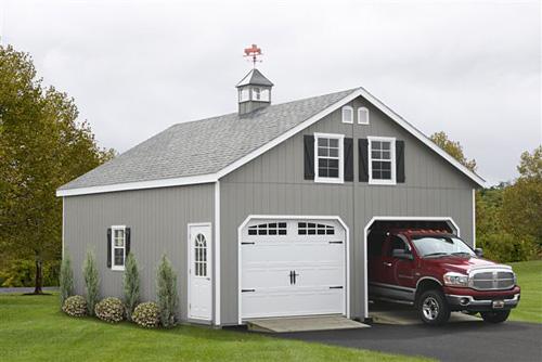 Modular Garages