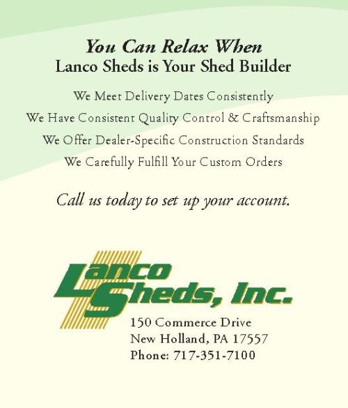 lanco sheds