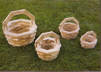 lawn swings baskets