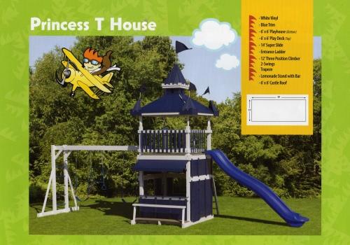 PRINCESS T HOUSE