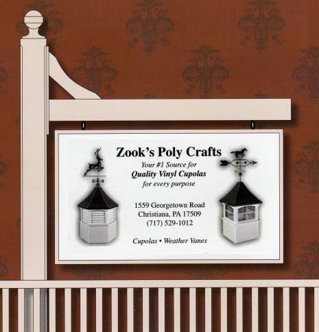 zooks poly craft signpost